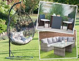 b m bargains garden furniture for a