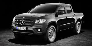 Mercedes X Class Details Confirmed - 2018 Mercedes Benz Pickup Truck ...