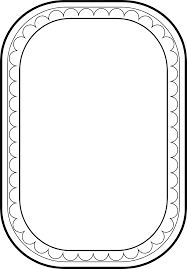 simple frame border design. Modren Border Illustration Of A Blank Frame Border  Free Stock Photo  In Simple Frame Border Design