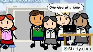 what is democratic leadership definition advantages what is democratic leadership definition advantages disadvantages video lesson transcript com