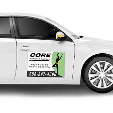 Custom Magnetic Signs Car Magnets Banners Com