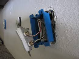 electrical box extension installation