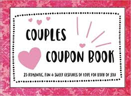 Creative Coupons For Boyfriend Coupons For Couples 25 Romantic Fun Sweet Gestures For
