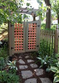 Small Picture 889 best Arbors fences gates and other garden structures images