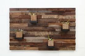 custom reclaimed wood wall art