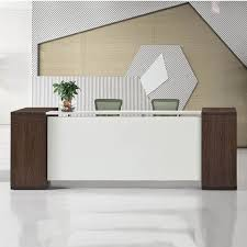 excellent quality reception desk modern wood hospital reception desk funky reception desk