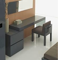 high office desk. Two Drawer Grey High Gloss Office Desk With Glass Leg Virginia Beach J\u0026M-COA