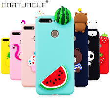 <b>Soft TPU</b> Case on For <b>Coque Huawei</b> honor 7A Pro case 5.7 inch ...