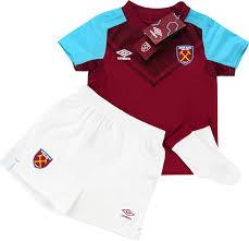West ham 100th years anniversary kit west ham £ 25.00. 2017 18 West Ham Home Full Kit Bnib Baby Classic Retro Vintage Football Shirts