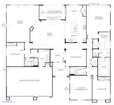 small 4 bedroom house plans luxury four e 1 2 story no garag 4 bedroom house