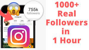 How to Get Free Instagram Followers 2020 | 1000 Followers Every Hour  *GUARANTEED* - YouTube