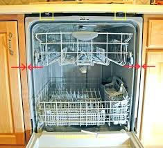 how to install bosch dishwasher under granite countertop installing dishwasher installing bosch dishwasher under granite countertop