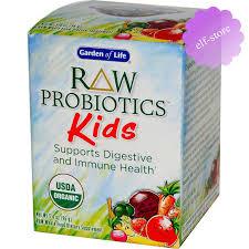 details about garden of life raw probiotics kids 3 4 oz 96 g