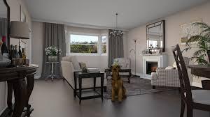 Model H Living Room