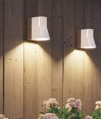plywood lighting. bcn140wbeaconteak140cmwhiteprocelainnationallighting plywood lighting