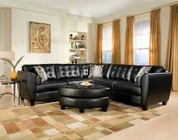 classy home furniture. image of awesome living room decorating ideas with black leather furniture pertaining to classy home