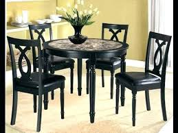 small table and four chairs small round dining table 4 chairs small dining table for 4