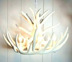 deer antler chandelier australia full image for