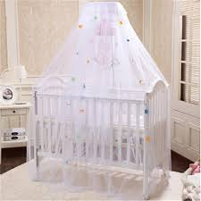 Hot Sale Yellow White Pink Color Baby Infant Kids Bed Net Baby Crib Canopy  Tent Kids Crib Mosquito Net Cortina Para Cama Dossel-in Crib Netting from  Mother ...