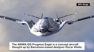 Future Flight Design Amazing Prototype Design Future Aircraft Triple Deck