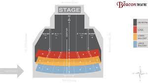 Beacon Theatre Hopewell Va Seating Chart 1 Beacon Theatre Seating Chart And Map Beacon Theater