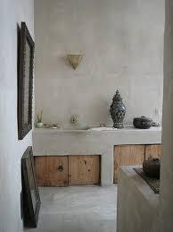 tadelakt counters for kitchen or bath via style files com
