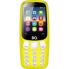 Купить Мобильный <b>телефон</b> BQ mobile <b>BQ</b>-<b>2442</b> OneL+ Yellow в ...
