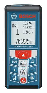 """Лазерный <b>дальномер Bosch</b> """"<b>GLM 80</b>"""" — купить в интернет ..."""