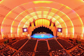 Seating Chart Radio City Music Hall Interactive Seating Chart Best Theaters In The U S Curbed
