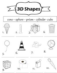Fantastic 3d Maths Worksheets Photos - Worksheet Mathematics Ideas ...
