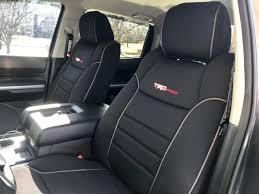 Wet Okole Tundra Trd Seat Covers - Velcromag