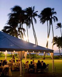 a traditional outdoor destination wedding in hawaii martha Wedding Ideas In Hawaii a traditional outdoor destination wedding in hawaii martha stewart weddings wedding anniversary ideas in hawaii