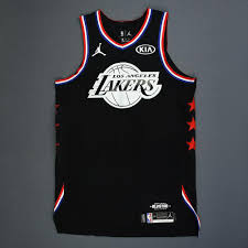 Nba All Star 2019 Jersey Design Lebron Curry Durant Top Nba All Star Jersey Auction