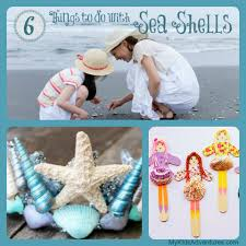 Want to make summer beach memories last all year? Bring home some seashells  and make
