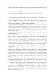 Photo Essay Ideas College Application Essay Ideas