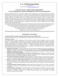 Agreeable Management Consultant Resume Summary About Management