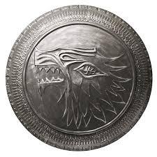 Game Of Thrones Stark House Crest Wooden Plaque Game of Thrones Stark House Crest Wall Plaque 67