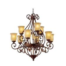 dining room chandeliers home depot new hampton bay freemont collection 9 light hanging antique of dining