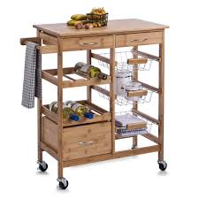 Kitchen Trolley Zeller Kitchen Trolley Reviews Wayfaircouk