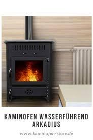 Kaminofen Wasserführend Arkadius 197kw In 2019 Kaminofen