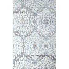 light blue area rug light blue 5 ft x 8 ft area rug