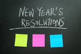 Resultado de imagen de new year resolutions