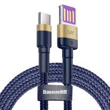 <b>Кабель Baseus Cafule HW</b> Quick Charging Data cable USB For ...