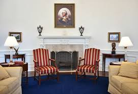 pictures of oval office. Inside Alabama\u0027s Full-sized Oval Office Replica Pictures Of