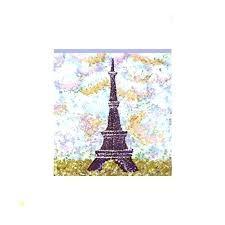 eiffel tower rug tower pointillism by area rug