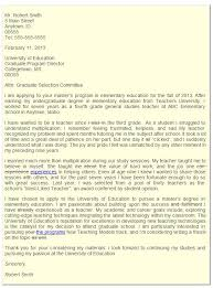 Sample Letter of Intent for Graduate School Learn more about the Graduate School Application Process
