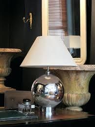 mercury glass lamp base a french mercury glass lamp base diy mercury glass lamp base