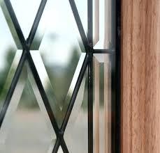 beveled glass doors cau glass patina clear beveled glass diamond pattern triple insulated beveled glass door beveled glass doors