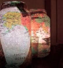 Decorate Jar Candles 100 best Mod Podge Mason Jar Projects images on Pinterest Mason 69
