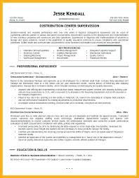 Manager Resume Examples Inspiration Warehouse Manager Resumes Penzapoisk